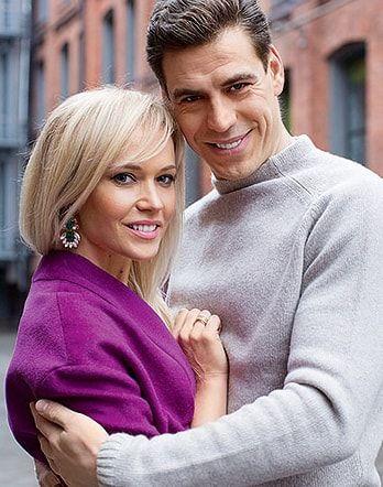 Жена Дмитрия Дюжева