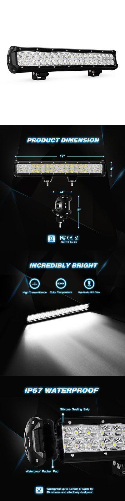 Float Tubes 179995: Nilight Light Bar 17 108W Led Lights Spot Flood Combo Led Off Road Lights Led -> BUY IT NOW ONLY: $50.98 on eBay!