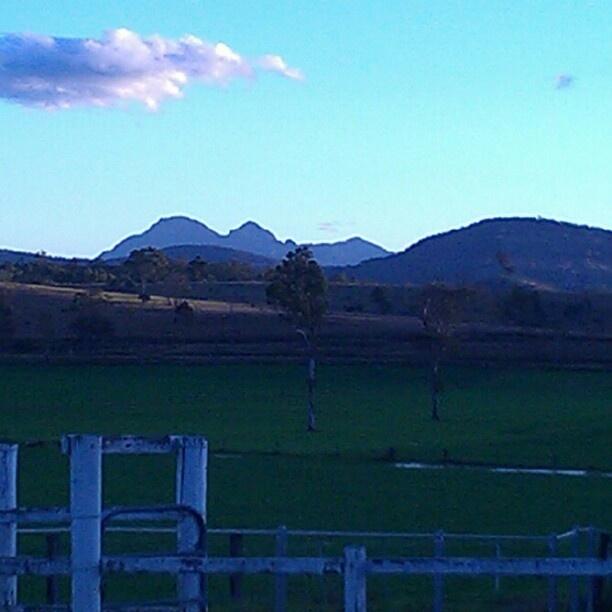 Mount Barney | Mountain climbing anyone?