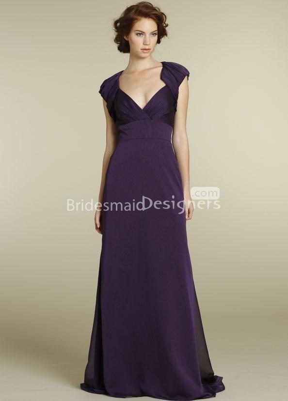 v neck floor length #a-line #formal #dress with bolero jacket.US$ 396.00 off US$215.00