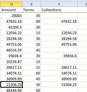 The problem of reformatting data quickly that comes in from another department is solved using a combination of Excel's text-to-column and macro recorder.