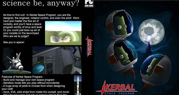 Kerbal Space Program free download pc game - Free Download PC Game