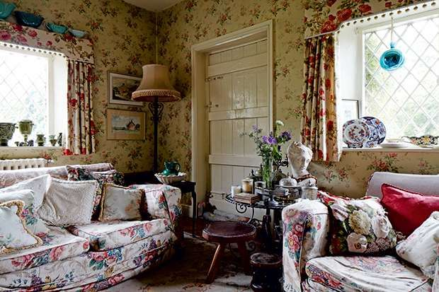 770 Best Images About Country Cottage Living Room On Pinterest Cottage Living Rooms Cottages