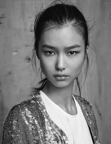 [newly on website] 'elite model look france 2013' winner estelle chen @ elite model