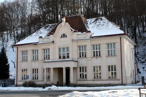 Library Luhačovice, Czech Republic