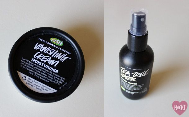 Hormonale acne – Review Lush producten