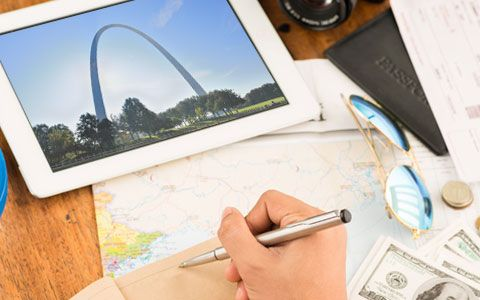 Gateway Arch | Planning Your Visit | info on construction downtown; how and where to buy tickets, etc.