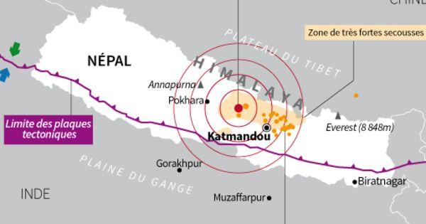 Au Népal, comment organiser l'aide humanitaire en plein «chaos»?