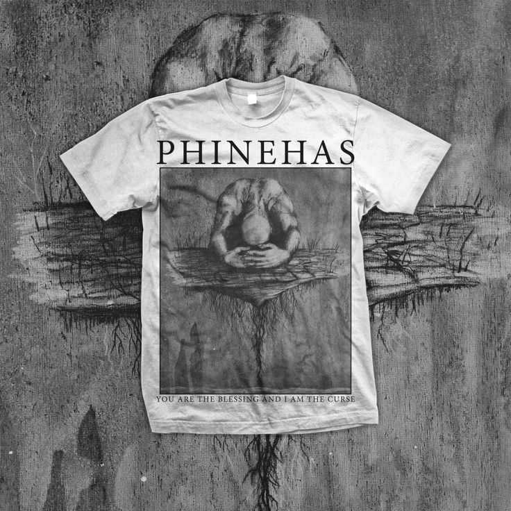 Phinehas - The Blessing and the Curse t shirt