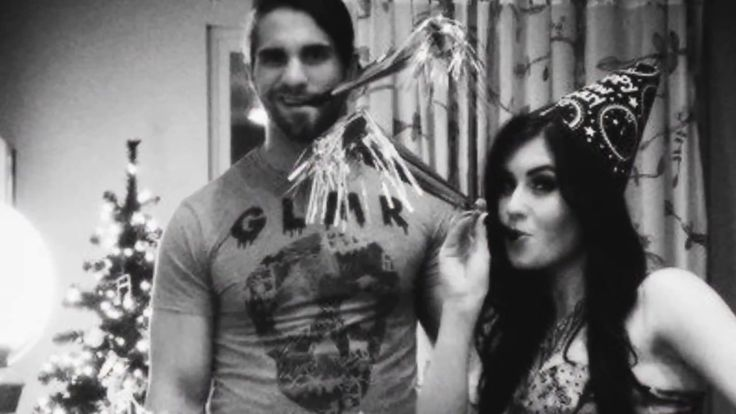 WWE Seth Rollins's Girlfriend (WWE Superstars In Real Life) - 2016
