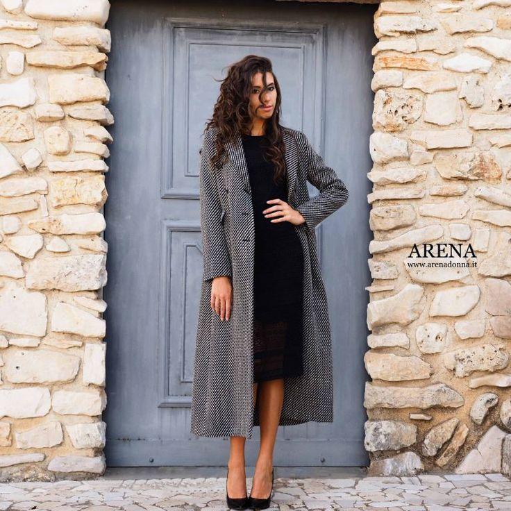 Arenadonna.it #coat #moda #women #fashion #style