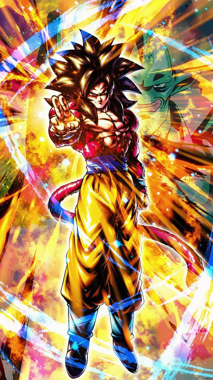 Dragon Ball Z, Dragonball Art, Super Saiyan 4 Goku, Foto Do Goku, Drawing Poses, Anime Comics, Fantasy Creatures, Fan Art, Tekken 7