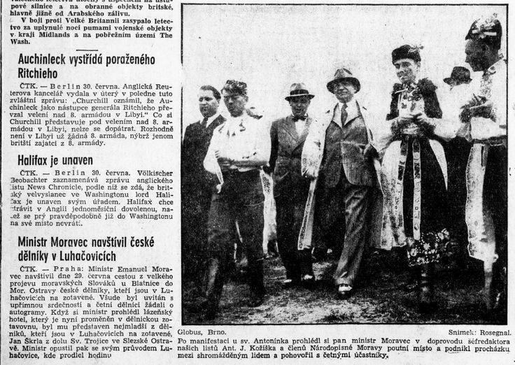Moravská orlice, 1.7.1942