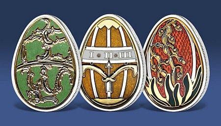 #Faberge #skarbnica http://www.skarbnica-narodowa.com/numizmaty-inspirowane-jajami-faberge/