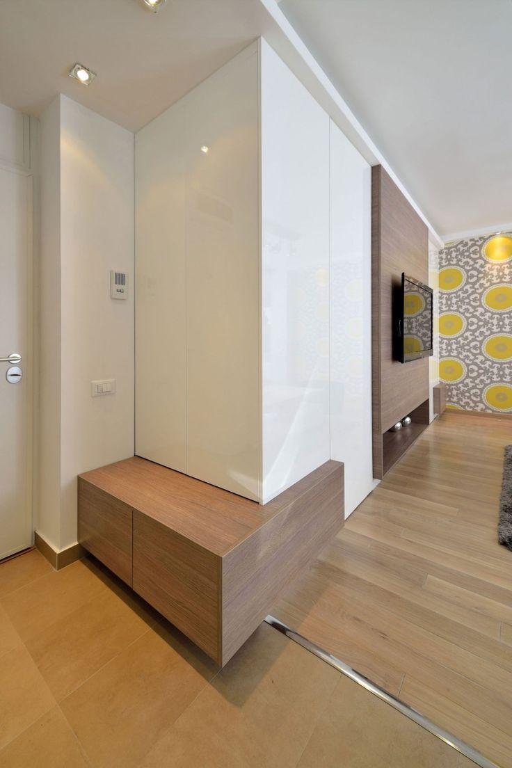 Современный, солнечный интерьер квартиры в Сербии | ProDesign - Дизайн интерьера, Красивые интерьеры квартир, домов, ресторанов, Фотографии интерьеров, Архитекторы, Фотографы