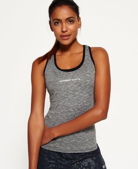 Superdry Core Gym Vest Grey