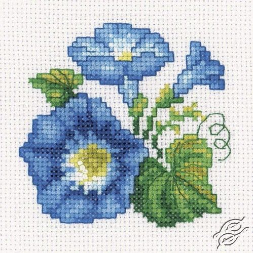 Convolvulus - Cross Stitch Kits by RTO - H245