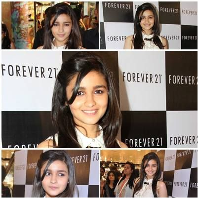 Forever21 stores opening in India.  http://www.xplorfashion.com/p/hollywood.html