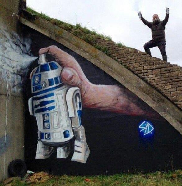 Street Art by SYD