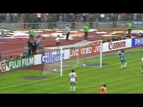 Marco Van Basten - Holland vs USSR - Euro 88 Final