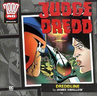 9. Judge Dredd: Dreddline