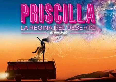 """Il Musical """"Priscilla La Regina del Deserto"""" a Milano nel 2015. A giugno al Teatro Manzoni di Milano andrà in scena il Musical """"Priscilla La Regina del Deserto"""" tratto dal famoso film. Un evento imperdibile per tutti gli amanti dei Musical.  #PriscillaLaReginaDelDeserto #Priscilla #Musical #Milano"""