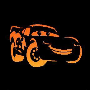 Pumpkins stencils and monsters on pinterest for Monster pumpkin carving patterns