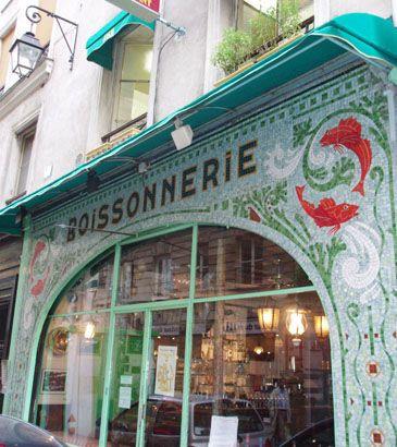 Restaurant La Boissonnerie Paris