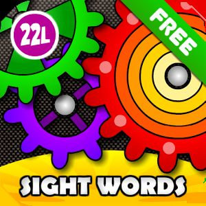 Five sight word apps that will help your child learn to read and have some fun at the same time! Available in the Android Play Store and Apple App Store.
