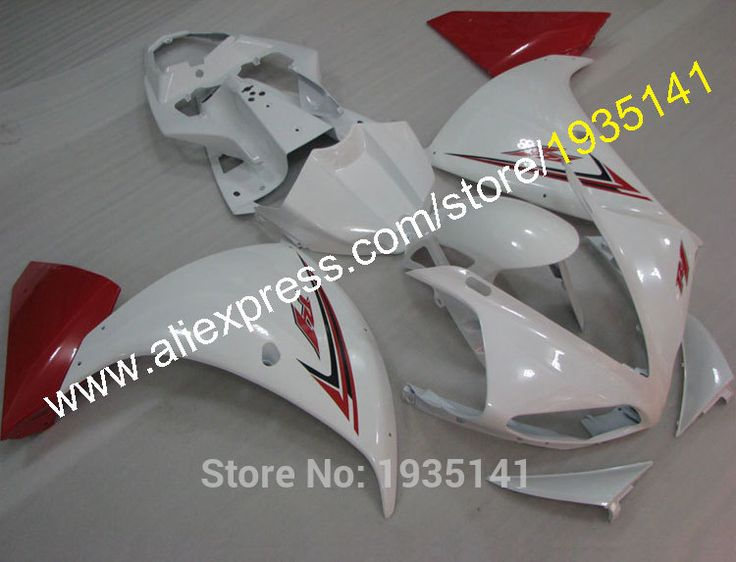 Hot Sales,Motorbike Cowling For Yamaha 2009 2010 2011 YZF-R1 YZFR1 YZFR1000 YZF R1 ABS bodywork Fairing kit (Injection molding) #Affiliate