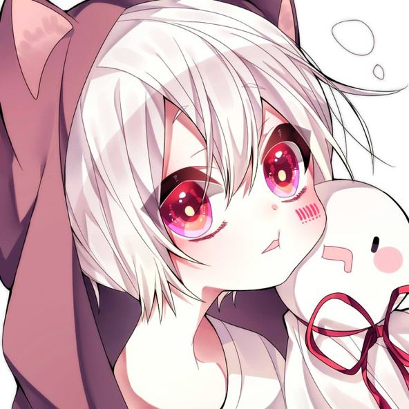 Mafumafu まふまふ by @ma_ma_1210 in twitter