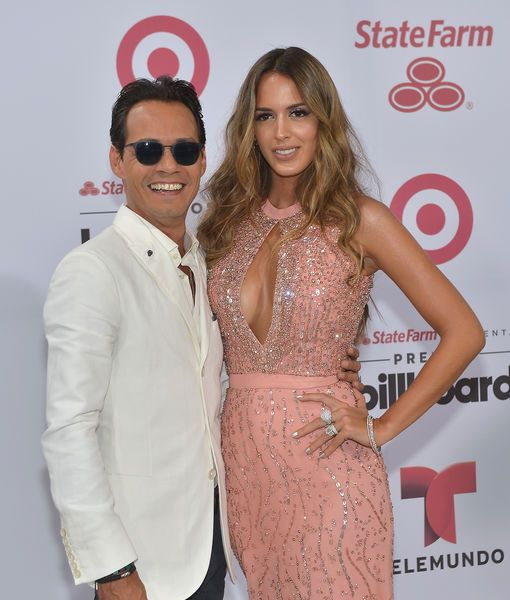 Marc Anthony & Wife Shannon De Lima Split Day after Onstage J.Lo Kiss