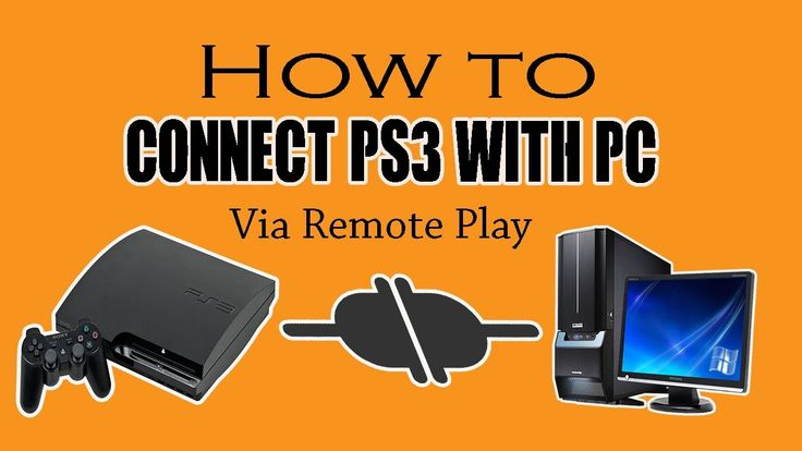 How To Use Remote Play on Ps3 With Pc How to use remote play on ps3 with pc This video is for the Playstation3 / PS3 users out there that want to utilize the Remote Play features on their PS3. you can use The Remote Play software on any PC that has a wireless network adapter. Requirements: -Playstation 3 (original or Slim) with firmware 3.30 or higher -PC/Laptop running Windows 7 or Windows 8 (32bit/64bit) and WiFi adapter -Full administrator rights with Windows user account on PC/Laptop…