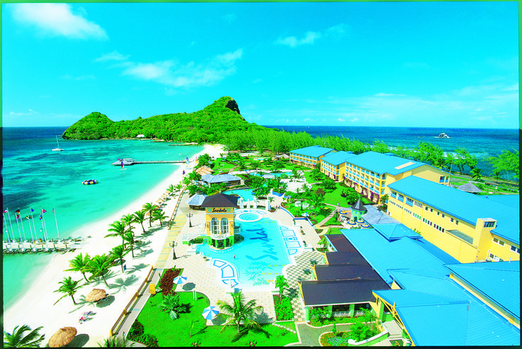 St Lucia Resorts | St. Lucia All-Inclusive Resorts - Top All Inclusive Hotels in St ...