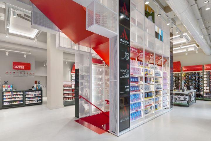 Mondadori Concept Store by Migliore+Servetto Architects, Milan – Italy » Retail Design Blog