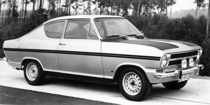 Rallye Kadett - 1966