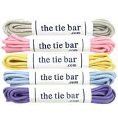 - The Pastel Collection (Shoelaces) - Browse our Bow Ties, Cufflinks, Pocket Squares and Tie Bars