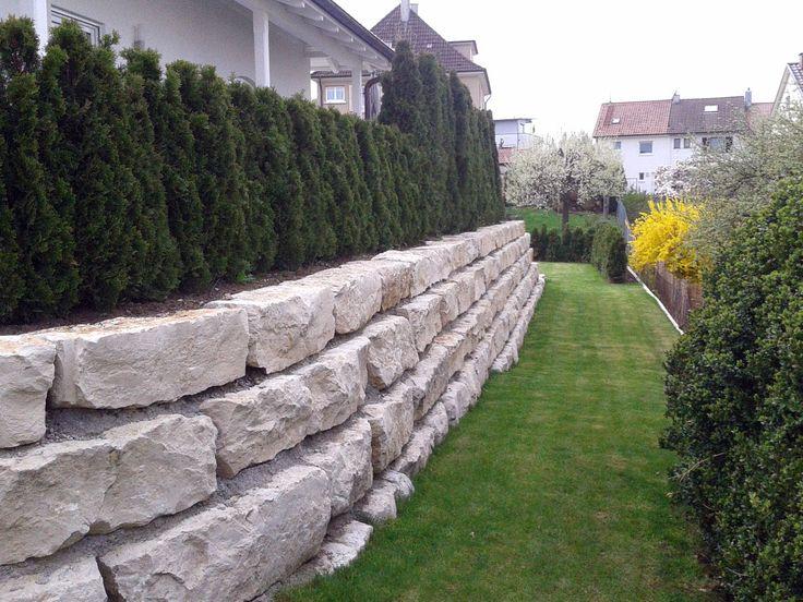 gartenmauer-12-bigjpg 1200×900 Pixel Einfriedung Gartenmauer - mauersteine antik diephaus