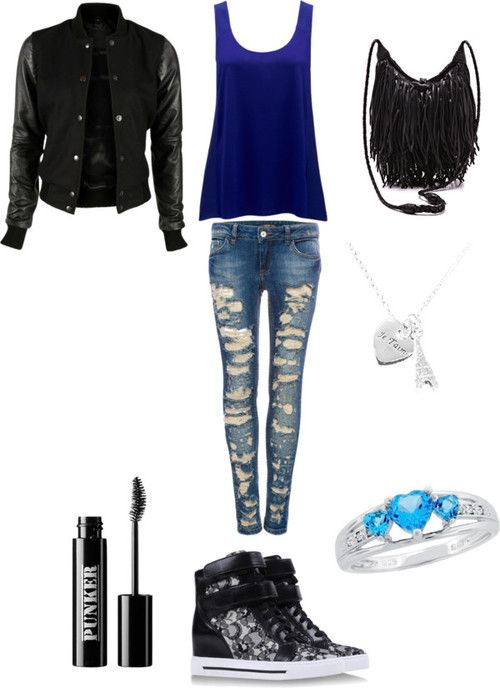 This Pin was discovered by Di Ana. Discover (and save!) your own Pins on Pinterest. | See more about fashion. Black blue
