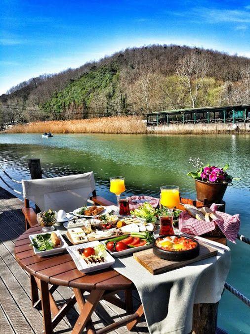 Seeyou Turkey - Google+  Turkish #Breakfast / Ağva - #Şile dbprfct
