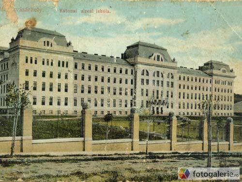 Clădirea UMF - Str. Gheorghe Marinescu, Tîrgu-Mureş