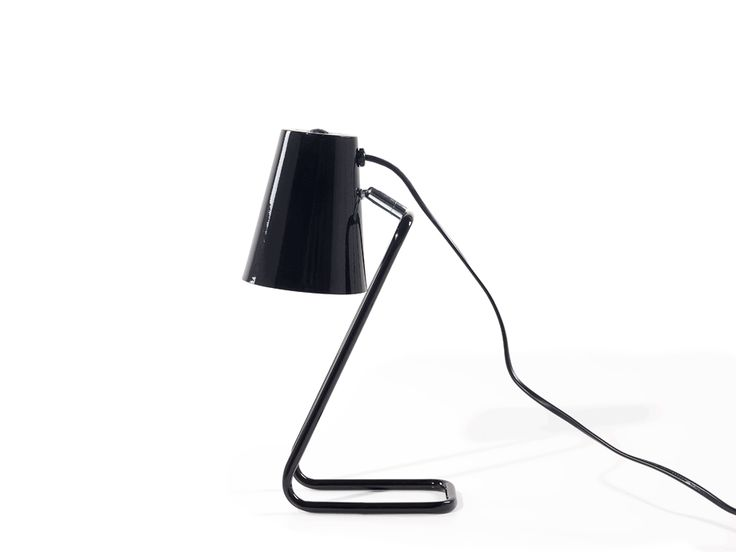 Tafellamp - bureaulamp - nachtkastlamp - burolamp - verlichting - zwart - KASAI_680436
