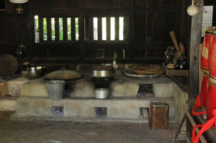 旧島袋家の台所