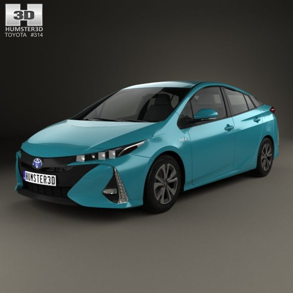 The 2020 Toyota Prius Prime Plug In Hybrid Has Several New