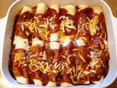 Easy Beef Enchiladas: Easy Beef Enchiladas, Gluten Free Enchiladas ...
