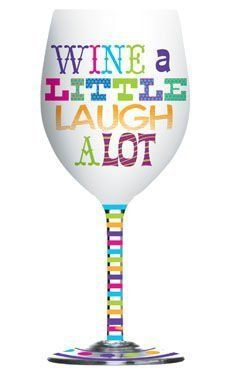 25 best ideas about decorated wine glasses on pinterest for Cute quotes for wine glasses