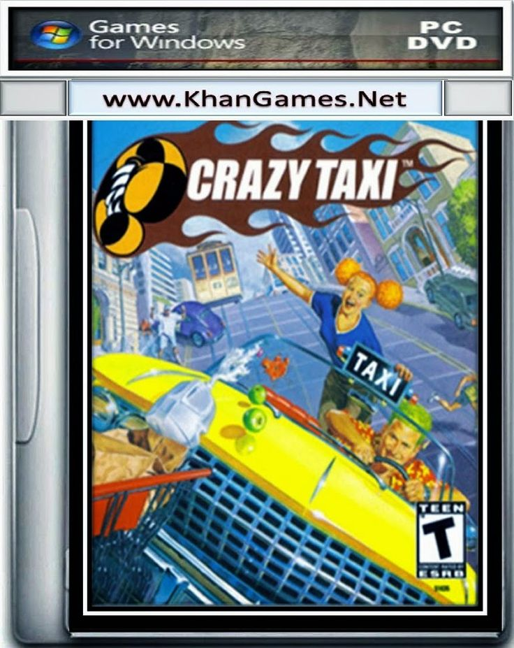 Crazy Taxi Game Size: 86.5 MB System Requirements Operating System : Windows Xp,7,8,Vista CPU: 733 MHz Ram: 128 MB Video Memory: 32 MB