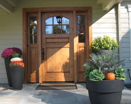 Farmhouse Front Doors Design, Pictures, Remodel, Decor and Ideas - page 2