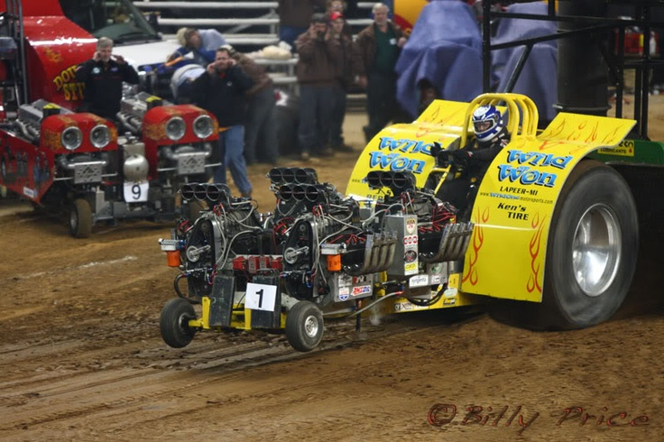 Tractor Pulling Motorcycle : Best images about tractor pulling truck on