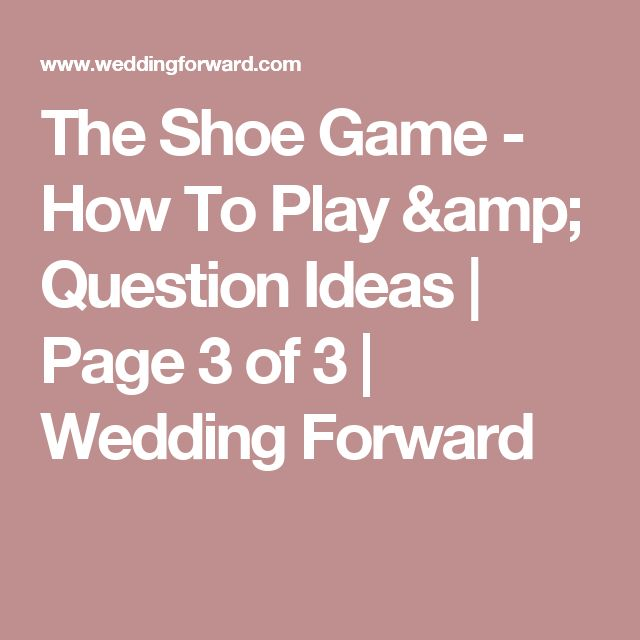 25 Best Ideas About Newlywed Game Questions On Pinterest